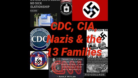 Shocking CDC connections to Nazis