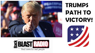 Trump's path to victory!