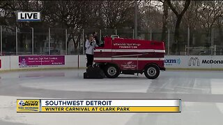 Clark Park Winter Carnival
