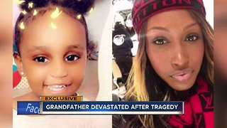 Grandfather of Noelani Robinson devastated by loss of daughter and granddaughter