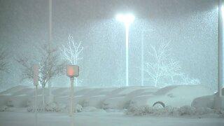 Winter storm dumps heavy, wet snow across NE Ohio