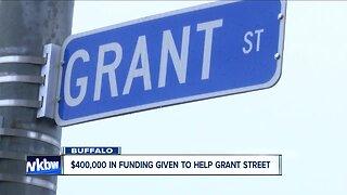 $400,000 in grant money given to revitalize Grant Street