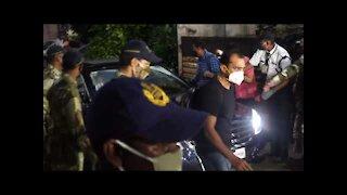Ranveer-Deepika Reach Home After Returning From Goa | SpotboyE