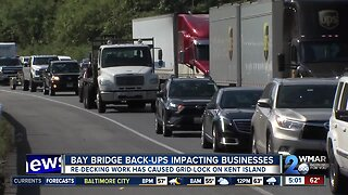 Bay Bridge back-ups impacting businesses