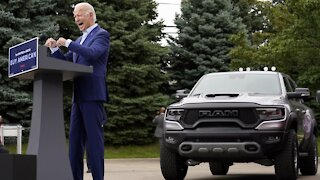 Biden Unveils Manufacturing Plan, Says Trump 'Willfully Lied' on COVID