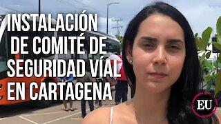 Medidas para la alta accidentalidad en Cartagena