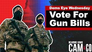 House Dems Eye Wednesday Vote For Gun Control Bills