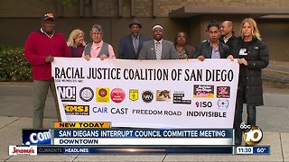 Group calls on San Diego police to stop use of carotid restraint hold