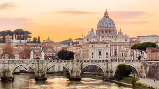 Coronavirus Pushing Italy Into Lockdown
