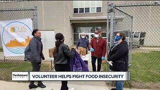 One metro Detroit volunteer helping feed those in need during coronavirus pandemic
