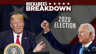 Surprise! Courts ARE Looking At The 2020 Election   Breakdown   Huckabee