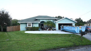 Port St. Lucie woman offers shelter to neighbor