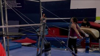 Local Olympic gymnast has her sights set on next year's Tokyo games