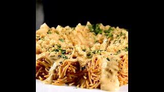 Chipotle Noodles Cake