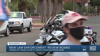 Phoenix City Council fully funds Citizens Review Board