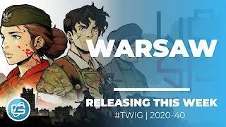 WARSAW - This Week in Gaming /Week 40/2020
