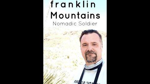 Franklin Mountains Taxas
