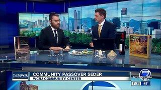 Denver Jewish community celebrating Passover