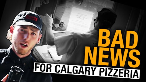 BAD NEWS: Ownership and staff shut out of Calgary restaurant Without Papers Pizza