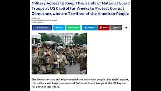 National Guard In D.C 10 More Weeks, Border Crisis Continues, China Genocide