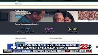 Kern County DA talks about massive prison fraud case