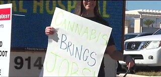 UPDATE: City council denies marijuana dispensary permit in west Las Vegas