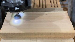 CNC Slab Flattener - Two Ways