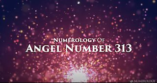 Your Angel Number 313 Meaning: Are You Seeing 313?