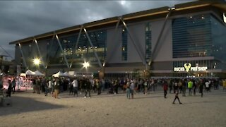 Bucks open more space for fans