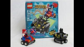 Lego Mighty Micros Batman vs Harley Quinn 76092
