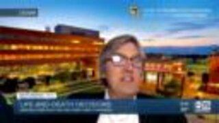 Arizona hospitals make life and death decision