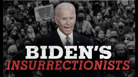 Biden's insurrectionists want us to reject all that came before us.