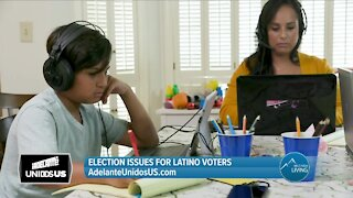 Election Issues For Latino Voters // Adelante Unitos US