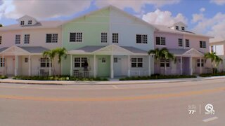 Adopt-A-Family opens new housing complex for families in Palm Beach County facing homelessness