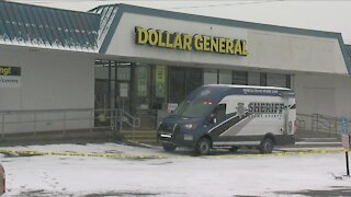 2 shot at Adams County Dollar General store, suspects at large