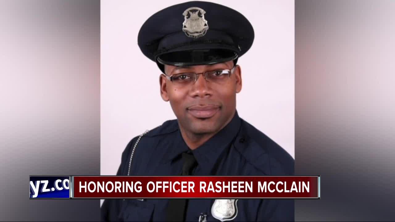 Chief Craig speaks on fallen officer at new cadet graduation