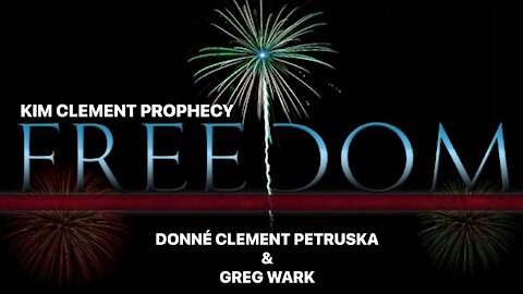 Freedom - The 4th Of July| Kim Clement Prophecy | House Of Destiny Network