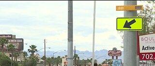 Safety improvements complete along Boulder Highway