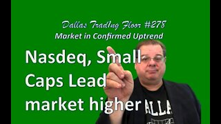 Dallas Trading Floor LIVE - April 23, 2021