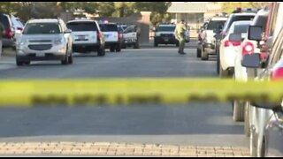 Shooting involving Las Vegas police