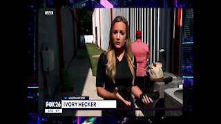 EPIC! Fox Reporter Blows Whistle Live On Air, Suspended Immediately After