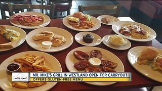 We're Open: Mr. Mike's Grill in Westland serving gluten-free options