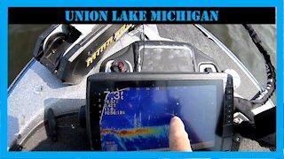 Union Lake Michigan Bass Fishing