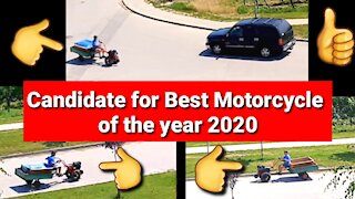 Candidate for Best Motorcycle of the year 2020
