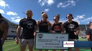 Local athletes out to prove they're the fittest on earth