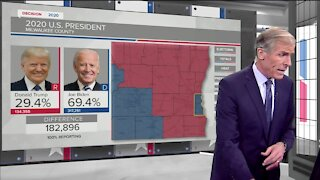 Breaking down how Wisconsin voted this election