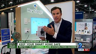 Keep your Smart Home safe