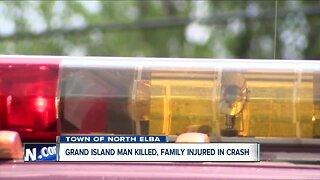 Community 'grief-stricken' by death of Grand Island man after crash