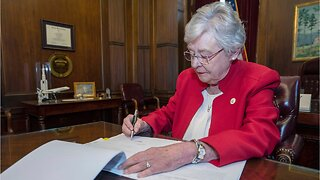 Governor of Alabama signs abortion ban law