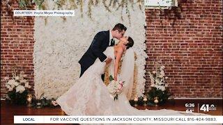 Kansas City wedding industry rebounds, faces shortages